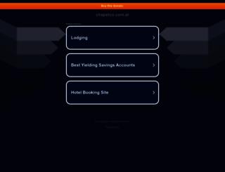 chapelco.com.ar screenshot