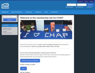 chaponline.site-ym.com screenshot