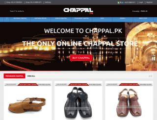 chappal.pk screenshot