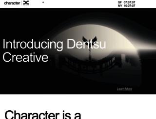 charactersf.com screenshot
