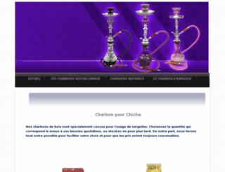 charbonchicha.com screenshot