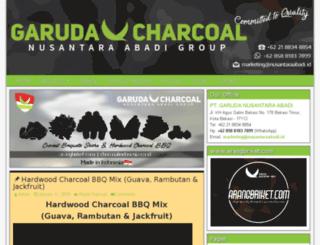 charcoalindonesia.co.id screenshot