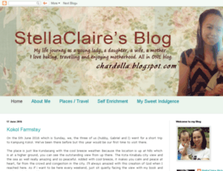 chardella.blogspot.com screenshot