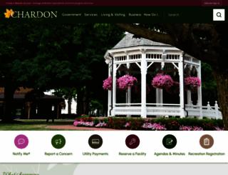 chardon.cc screenshot