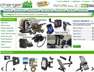 chargercity.com screenshot