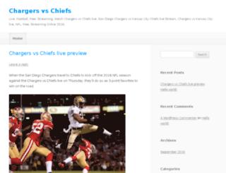 chargersvschiefs.us screenshot