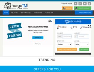 chargetm.com screenshot
