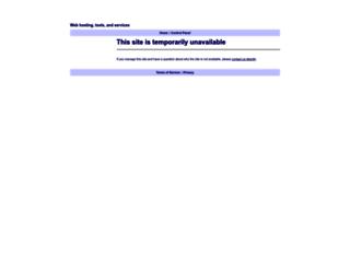 charisandmae.com screenshot
