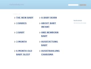 charismababy.com screenshot