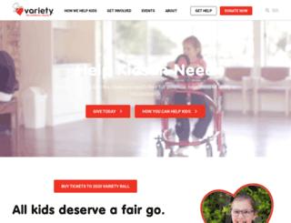 charitylink.org.au screenshot