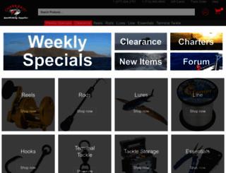 charkbait.com screenshot
