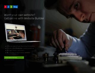 charles-richardson.com screenshot
