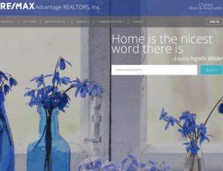 charles-ross.com screenshot