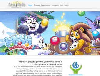 charlesdegala.smartmediatechnologies.com screenshot
