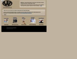 charleswebdesign.com screenshot
