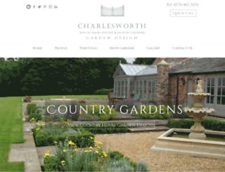 charlesworthdesign.com screenshot