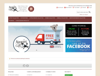 charliebearsuk.com screenshot