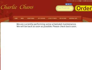 charliechansonline.co.uk screenshot