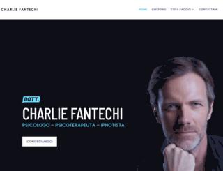 charliefantechi.com screenshot