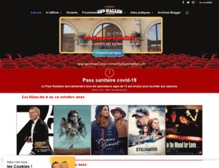 charlieu-cinemaleshalles.blogspot.fr screenshot