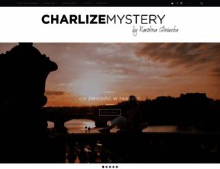 charlize-mystery.blogspot.com screenshot
