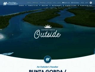 charlotteharbortravel.com screenshot