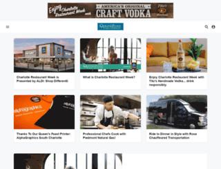 charlotterestaurantweek.com screenshot