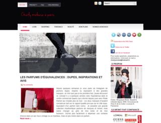 charlymodeuse.com screenshot