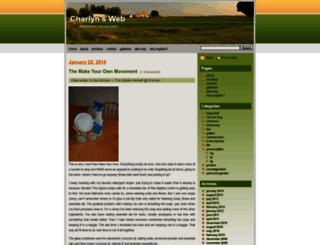 charlynsweb.com screenshot