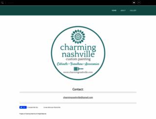 charmingnashville.com screenshot