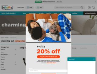 charmingpetproducts.com screenshot