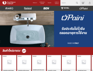 charnpaiboon.com screenshot