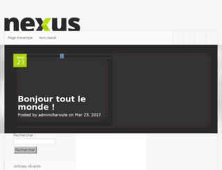 charoule.com screenshot