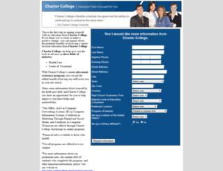 charter-allstar.search4careercolleges.com screenshot