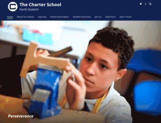 charter.southwark.sch.uk screenshot