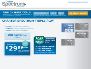 chartercommunicationsoffers.com screenshot