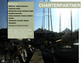 charterpartner.com screenshot