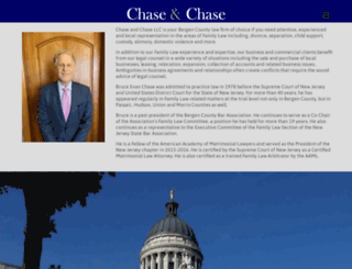 chaseandchase.com screenshot
