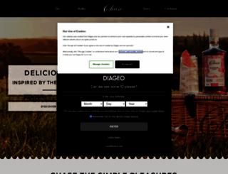 chasedistillery.co.uk screenshot