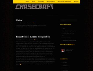 chasefillups.wordpress.com screenshot