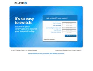 chasegreatrewards.com screenshot