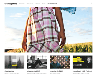 chasejarvis.com screenshot