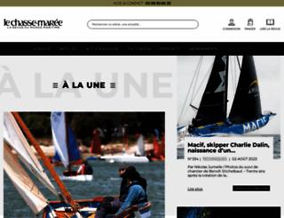 chasse-maree.com screenshot