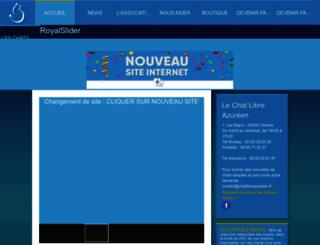 chat-libre-azureen.fr screenshot