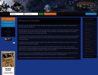 chat.gnoodiplo.com screenshot
