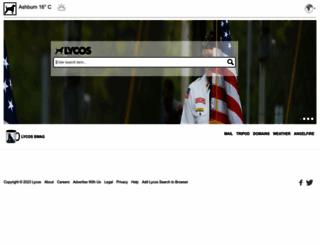 chat.lycos.es screenshot