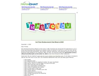 chat.parachat.com screenshot