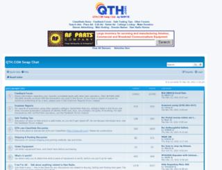 chat.qth.com screenshot