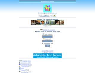 chat.wapspice.com screenshot