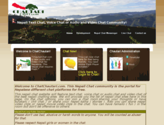chatchautari.com screenshot
